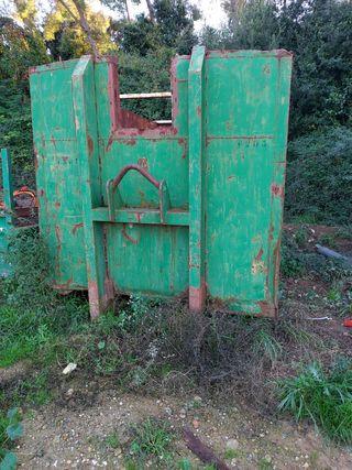 caja para gancho