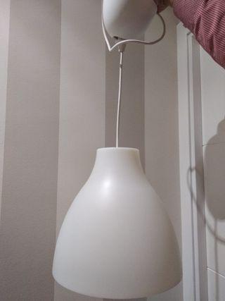 lámpara techo melodi Ikea 28cm