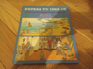 Libro ilustrado para aprender inglés