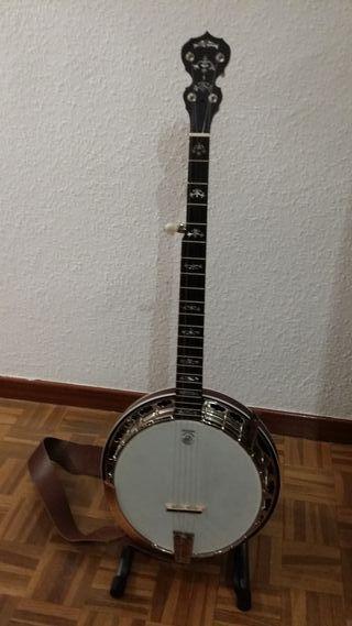 Banjo Deering Sierra Maple 5 cuerdas