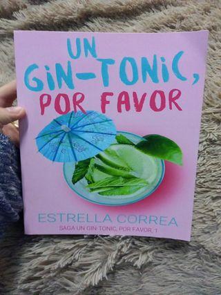 Novela Un gin Tonic Porfavor
