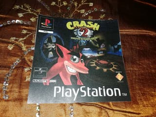 crash bandicoot 2 cortex strikes back psx