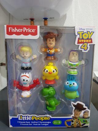 Little People de Toy Story