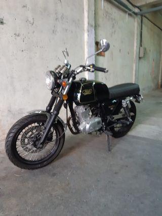 moto Mash Seven 125cc