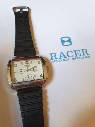 Reloj Racer Cronografo