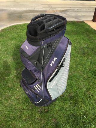 Bolsa palos de golf ping pioneer