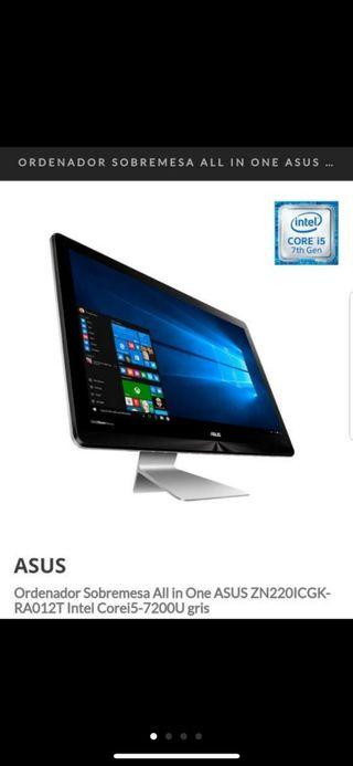 ordenador asus zn220ic-k