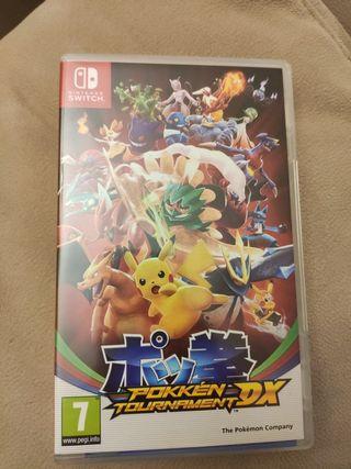 Pokemon Tournament DX.