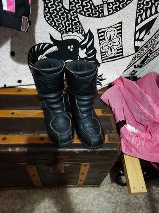 botas Alpinestars t 38 mujer y mono dos piezas tL