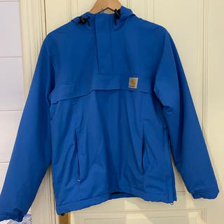 Cazadora chaqueta carhartt azul XS