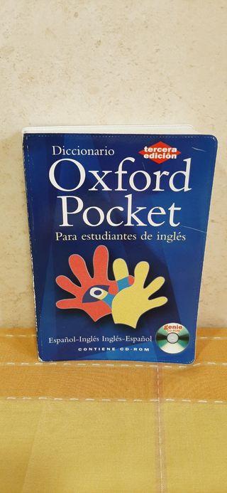Diccionario de inglés Oxford Pocket
