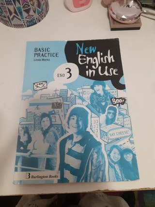worbook inglés