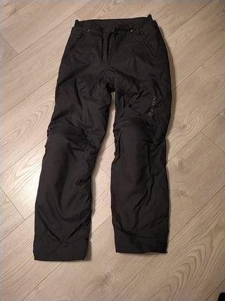 pantalón moto chica Dainese 36 nuevo