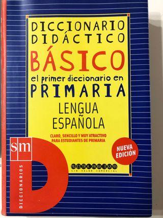 Diccionario en español