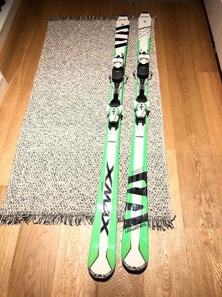 Esquís Salomon