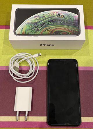 iPhone XS 64GB Gris Espacial