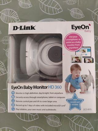Cámara vigilabebes Dlink EyeOn Baby
