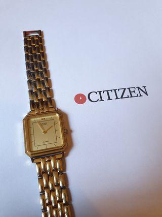 Reloj Citizen Alarm