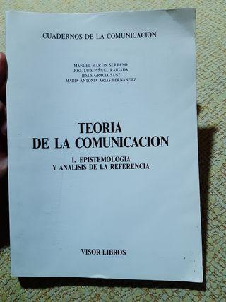 TEORÍA DE LA COMUNICACIÓN.