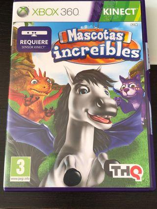 Mascotas increíbles para Xbox 360
