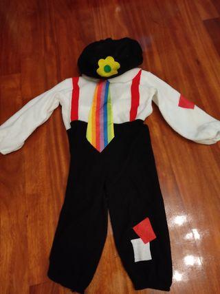 disfraz niño t.92/104