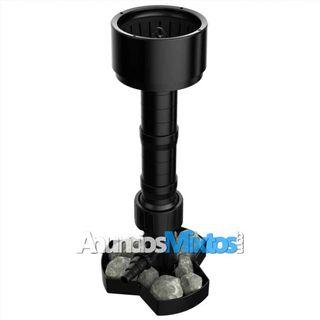 Skimmer premium plástico negro 24x32x30 cm