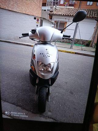 Vendo moto 50 cc Daelim