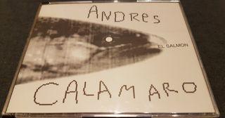 Andrés Calamaro 2000 El salmón 5 cds