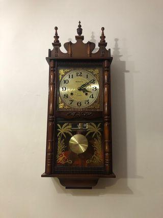 Reloj pared rolen