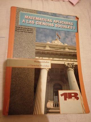 viejo libro de matemáticas