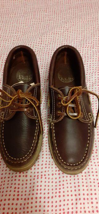 Zapato náutico niño