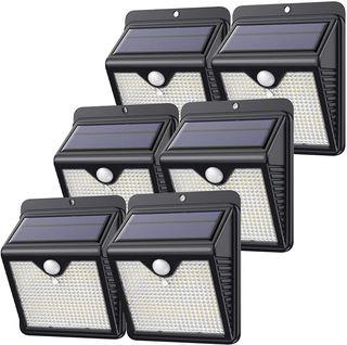 FOCOS LED PACK 6