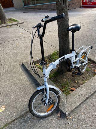Bici plegable 16 teen
