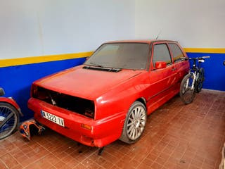 Volkswagen golf gti 16v kit rally