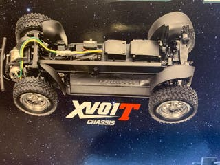 Tamiya XV 01 T, Rallye, kit