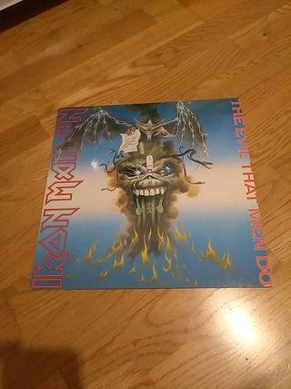 Vinilo Iron Maiden