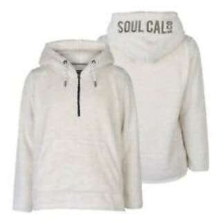 Forro polar SoulCal XL hombre