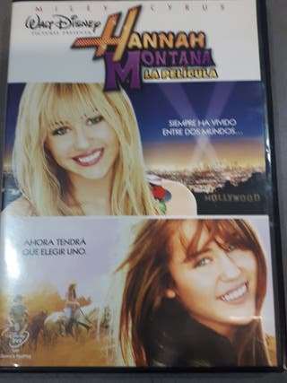 Hannah Montana La película DVD