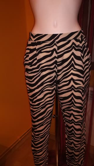 pantalón talla L