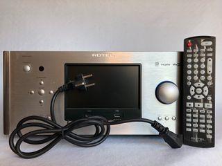 Procesador amplificador sonido AV Rotel Rap-1580