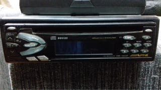 AUTORRADIO CD ALPINE
