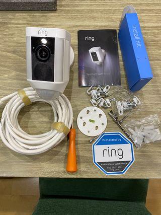 Camara Ring Spotlight