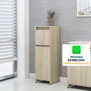 Mueble Armario de Baño 30x30x95 cm