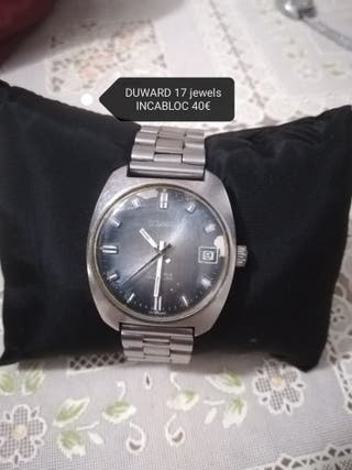 DUWARD reloj antiguo