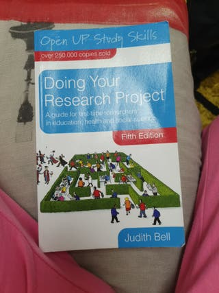Academic Research book