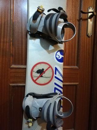 Tabla de snowboard de Santa Cruz