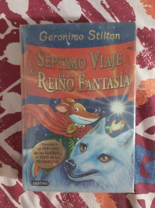 Septimo Viaje al Reino de la Fantasia.