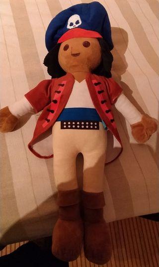 pirata Playmobil de peluche