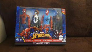Spiderman. Titan hero series