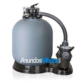 Bomba de filtro de arena 8000 L/h 550 W FS500